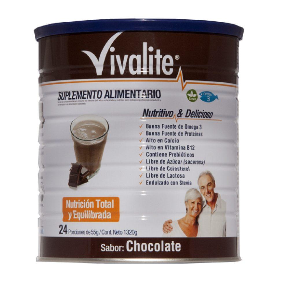 Suplemento nutricional saboir chocolate
