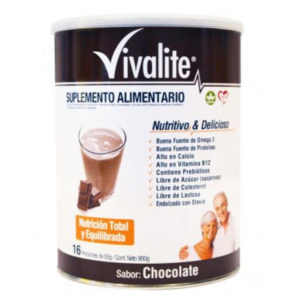 Vivalite sabor chocolate para los mayores de la casa